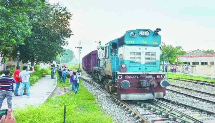 Samjhauta Express arrives in Delhi with 117 passengers on board