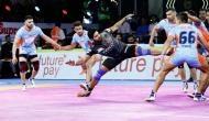 प्रो-कबड्डी लीग 2019: अर्जुन देशवाल का प्रदर्शन गया बेकार, बांगाल वारियर्स ने यू मुंबा को रोमांचक मुकाबले में हराया