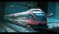 Video: जल्द ही भारत में नदी के अंदर दौड़ेगी ट्रेन, रेल मंत्री ने वीडियो किया शेयर