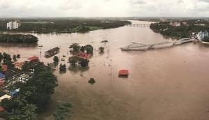 Flood fury in Kerala kills 88 people, 40 missing
