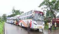 Maharashtra rains: Around 500 people stranded, buses stuck in Kolhapur
