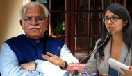 स्वाति मालीवाल को नहीं भाए कश्मीरी लड़कियों को लेकर खट्टर के विवादित बोल, कहा- नालायक मुख्यमंत्री