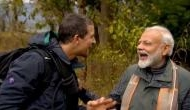 PM Modi reveals how he communicated with Bear Grylls in Hindi during Man vs Wild episode