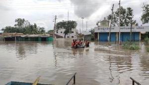 देश के कई राज्यों में बाढ़ से भयावह स्थिति, केरल में 42 लोगों की दर्दनाक मौत