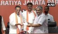 Sanjay Seth, Surendra Nagar join BJP