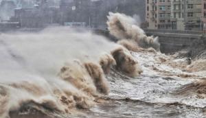 Typhoon Lekima: 28 dead, 20 missing in east China
