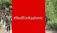 Pakistan: Twitterati change their profile picture to red in protest against revoking J&K's special status