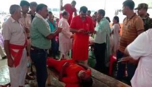 Bihar: Stampede at Ashok Dham temple, at least 1 dead
