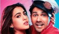 Coolie No 1 First Look: Varun Dhawan and Sara Ali Khan the fresh comedy pair in B-town