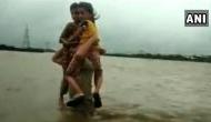 बाढ़ से तबाही में चली गई 200 से ज्यादा लोगों की जान, पानी में समाई बहुमंजिला इमारत