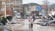लेकिमा तूफान ने चीन में बरपाया कहर, 32 लोगों की मौत 65 लाख प्रभावित