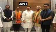 Babita, Mahavir Phogat join BJP, says ready for political dangal