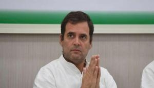Rahul Gandhi pens down condolence letter to Jaitley's wife, says his presence will always be remembered in Parliament