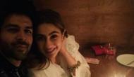 Kartik Aaryan shares a lovely selfie with 'princess' Sara Ali Khan all the way from Bangkok