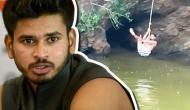 श्रेय्यस अय्यर बने 'टार्जन', टीम इंडिया के खिलाड़ियों के साथ कि जमकर मस्ती, देखें Video