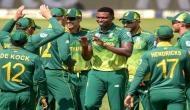 भारत से लौटने के बाद दक्षिण अफ्रीकी टीम का हुआ था कोरोना वायरस का टेस्ट, अब आई रिपोर्ट