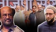 रजनीकांत ने मोदी और शाह को बताया कृष्ण-अर्जुन, ओवैसी बोले- आप फिर से महाभारत चाहते हैं क्या