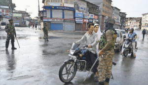 Situation under control in J&K, authorities to review restrictions