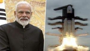 PM Modi lauds ISRO for Chandrayaan-2