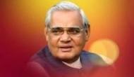 पूर्व प्रधानमंत्री अटल बिहारी वाजपेयी की पहली पुण्यतिथि, PM मोदी समेत देशवासियों ने दी श्रद्धांजलि