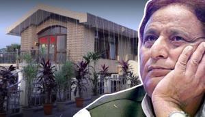 आजम खान को बड़ा झटका, योगी सरकार ने आलीशान रिजॉर्ट पर चलवाया बुलडोजर