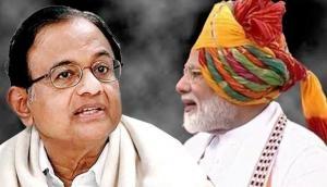 लालकिले पर PM मोदी के भाषण से इतने प्रभावित हुए पी. चिदंबरम, ट्वीट कर की जमकर तारीफ