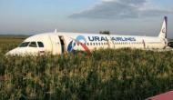 उड़ते विमान के इंजन में फंसा पक्षियों का झुंड, मक्का के खेत में लैंडिंग करा बचाई 233 यात्रियों की जान