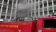Fire at AIIMS, 22 fire tenders rushed