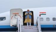 दो दिवसीय भूटान दौरे पर PM मोदी,  रुपे कार्ड करेंगे लॉन्च