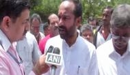 Pakistan wants J&K to be vulnerable, but we are taking all precautionary measures: Kishan Reddy