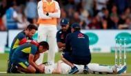 Video: जोफ्रा आर्चर की तेज रफ्तार गेंद से चोटिल होकर मैदान पर ही गिर पड़े स्टीव स्मिथ