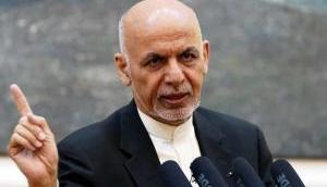 Ashraf Ghani condemns 'inhumane' Kabul wedding hall blast
