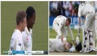 तेज रफ्तार गेंद लगने के बाद जमीन पर पड़े दर्द से कराह रहे थे स्मिथ, दूर खड़े हंस रहे थे जोफ्रा आर्चर!