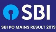 SBI PO Mains Result 2019: इस दिन जारी होगा एसबीआई पीओ मेन्स परीक्षा का रिजल्ट
