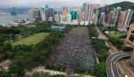 चीन की चेतावनी का नहीं पड़ा कोई असर, हांगकांग में तेज हुआ प्रदर्शन, ट्रंप ने दी धमकी