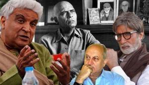 Amitabh Bachchan, Anupam Kher, Javed Akhtar mourns Khayyam Sahib's death