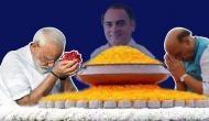 Rajiv Gandhi Birth Anniversary: PM Modi, Rajnath Singh pay tribute to former Prime Minister
