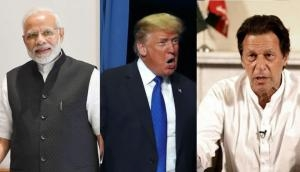 जल्द करूंगा भारत और पाकिस्तान के प्रधानमंत्रियों से मीटिंग : डोनाल्ड ट्रंप