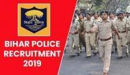 बिहार पुलिस में सब-इंस्पेक्टर बनने का शानदार मौका, 2446 पदों के लिए निकली भर्ती