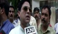 As trouble mounts for Chidambaram, Congress workers protest alleging harassment by BJP