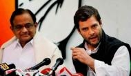 INX Media Case: Rahul Gandhi comes out in support of P Chidambaram, says govt 'misusing' power