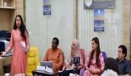 Gurugram schoolgirl launches platform 'Y4RH' for religious harmony amongst youth