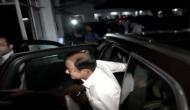 27 घंटे से लापता चिदंबरम पहुंचे कांग्रेस दफ्तर, प्रेस कांफ्रेंस कर खुद को बताया बेगुनाह