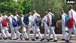 सैफई मेडिकल कॉलेज में रैगिंग का भूत आया सामने, 150 जूनियर डॉक्टर्स के मुंडवा दिए सिर