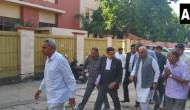 Ex-Haryana CM BS Hooda appears before CBI court in land allotment cases