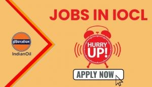 IOCL Recruitment 2020: Application window for Technician Apprentice post to be closed soon; apply now