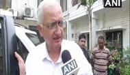 Salman Khurshid: Confident there is no case against P Chidambaram