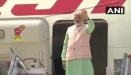 PM Modi leaves for France as part of three-nation visit