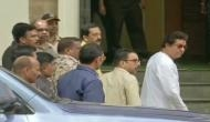 IL&FS Probe: Raj Thackeray arrives ED office for questioning with family