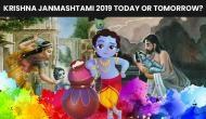 Krishna Janmashtami 2019 Today or Tomorrow? Here's the exact date according to Hindu calendar